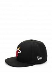 Купить Бейсболка New Era NBA TEAM 59FIFTY черный NE001CUQGJ33 Китай