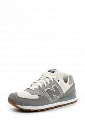 Купить Кроссовки ML574 (USA) New Balance серый NE007AMPDJ26