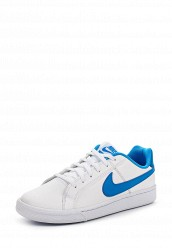 Купить Кеды Nike NIKE COURT ROYALE (GS) белый NI464ABPDD08 Индонезия