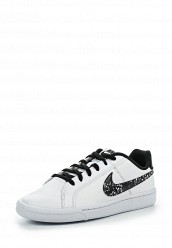 Купить Кеды Nike NIKE COURT ROYALE PRINT (GS) белый NI464ABPDD38 Индонезия