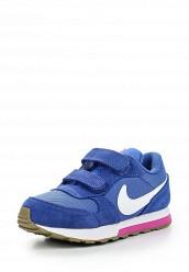 Купить Кроссовки Nike NIKE MD RUNNER 2 (TDV) синий NI464AGPDC76 Индонезия