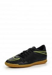 Купить Бутсы зальные HYPERVENOM PHADE II IC Nike черный NI464AMJFA33