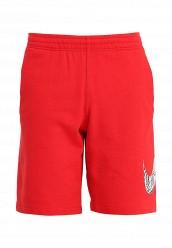 Купить Шорты NIKE CLUB FT SHRT-TPCL STRM Nike красный NI464EMHAZ38