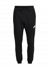 Купить Брюки спортивные M NSW AV15 JGGR FLC Nike черный NI464EMJFP96