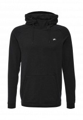 Купить Худи M NSW MODERN HOODIE PO FT Nike черный NI464EMJFQ41