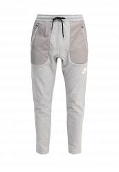 Купить Брюки спортивные M NSW AV15 PANT FLC SSNL Nike серый NI464EMJFR63