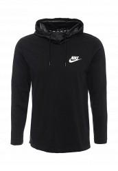 Купить Худи M NSW AV15 TOP LS HD JSY Nike черный NI464EMPKO80
