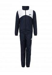 Купить Костюм спортивный M NSW TRK SUIT WVN HALFTIME Nike синий NI464EMPKP21