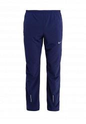 Купить Брюки спортивные DRI-FIT STRETCH WOVEN PANT Nike синий NI464EMPKP97