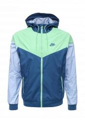 Купить Ветровка M NSW WR JKT Nike синий NI464EMRYT88