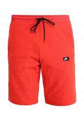 Купить Шорты спортивные M NSW MODERN SHORT LT WT Nike красный NI464EMRYV88