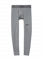 Купить Тайтсы M NP WM TGHT Nike серый NI464EMUGT13