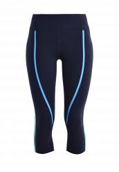 Купить Капри W NK PWR LGNDRY CPRI TI VNR Nike синий NI464EWJFY18