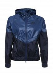 Купить Ветровка W NSW WR JKT Nike синий NI464EWJGA72