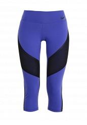 Купить Тайтсы Nike W NK PWR LGNDRY CPRI MID RISE синий NI464EWPLH53 Шри-Ланка