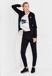 Купить Костюм спортивный W NSW TRK SUIT FT Nike черный NI464EWRZA69