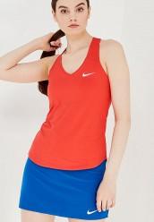 Купить Майка спортивная W NKCT TANK PURE Nike коралловый NI464EWUGU11