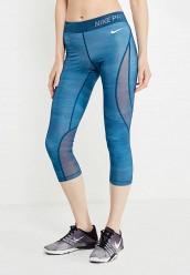 Купить Тайтсы W NP HPRCL CPRI WND WRP Nike синий NI464EWUGY65