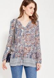 Купить Блуза oodji мультиколор OO001EWIWW56 Китай