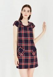 Купить Платье oodji синий OO001EWLQE59 Китай