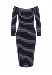Купить Платье oodji синий OO001EWNLV75 Китай