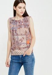 Купить Блуза oodji мультиколор OO001EWOJT43 Китай