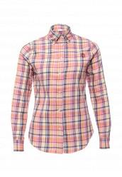 Купить Рубашка oodji мультиколор OO001EWQFT35