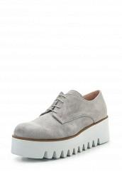 Купить Ботинки Oxigeno серый OX004AWSAC35 Испания