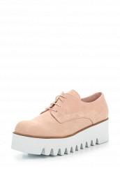 Купить Ботинки Oxigeno розовый OX004AWSAC37 Испания