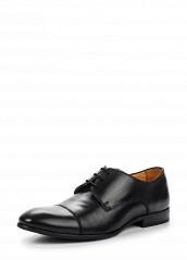 Купить Туфли Paolo Vandini черный PA040AMRYH30