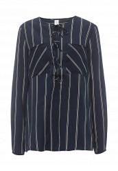 Купить Блуза Piazza Italia синий PI022EWRQG61 Бангладеш