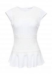 Купить Блуза Piazza Italia белый PI022EWSVN36