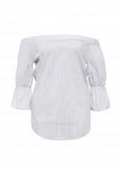 Купить Блуза Piazza Italia черно-белый PI022EWSVO10 Италия