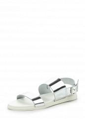 Купить Сандалии Pieces серебряный PI752AWQGX41 Тунис