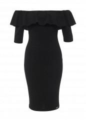Купить Платье Rinascimento черный RI005EWQET66 Италия
