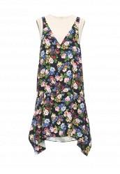 Купить Платье Sportmax Code мультиколор SP027EWORD08