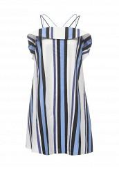 Купить Платье Sportmax Code синий SP027EWORF36