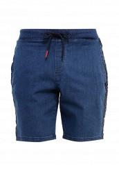 Купить Шорты джинсовые Tommy Hilfiger Denim синий TO013EMQFM72