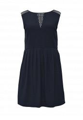 Купить Платье Tommy Hilfiger Denim синий TO013EWJBU61 Индия