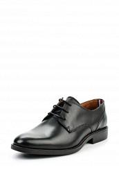 Купить Туфли Tommy Hilfiger черный TO263AMOLG19 Португалия