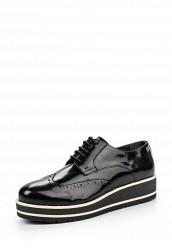 Купить Ботинки Tommy Hilfiger черный TO263AWKGP95