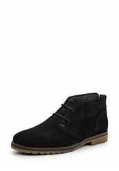 Купить Ботинки Tommy Hilfiger черный TO263AWKGQ00
