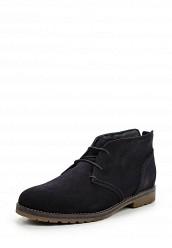Купить Ботинки Tommy Hilfiger синий TO263AWMOO61
