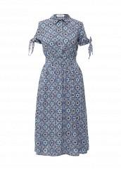 Купить Платье Tutto Bene мультиколор TU009EWIWQ37 Россия
