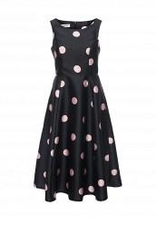 Купить Платье Tutto Bene черный TU009EWPCP46 Россия