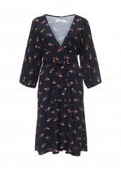 Купить Платье Tutto Bene синий TU009EWPCP65 Россия