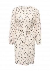 Купить Платье Tutto Bene бежевый TU009EWPCP82
