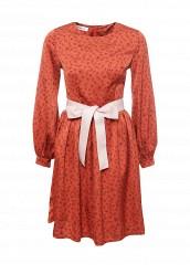 Купить Платье Tutto Bene оранжевый TU009EWPCP84 Россия