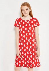 Купить Платье ТВОЕ красный TV001EWUVO37