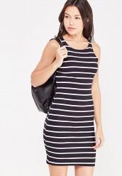 Купить Платье ТВОЕ черно-белый TV001EWVFU09
